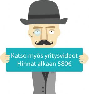 videomarkkinointimainos